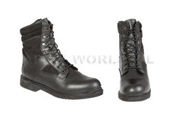 Pilot Shoes 921A/MON Military Leather Polish Boots With Insoles Original New