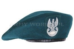 Polish Army Green Beret Original New