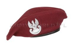 Polish Army Maroon Beret Original New