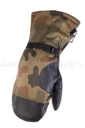 Polish Army Winter Gloves 617/MON Genuine Military Surplus New