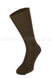 Polish Army Winter Woolen Socks Olive Military Surplus New