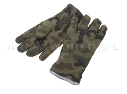Polish Military Winter Fleece Gloves Wz 612/ MON Original - New