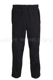 Polish Navy Pants Warmer 128MW/MON Black Genuine Military Surplus New