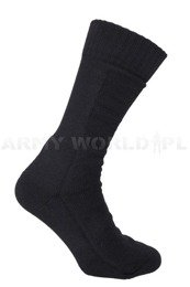 Polish Winter Military Socks Black WZ 540 or 539 MON Original New