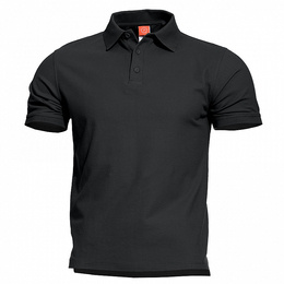 Polo Shirt Aniketos Pentagon Black