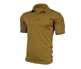 Polo Shirt Elite Pro Texar Coyote New