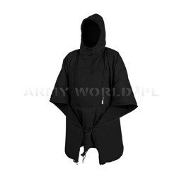Poncho Swagman Roll Helikon-Tex Black New