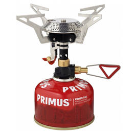 Power Trail Piezo Regulated Gas Stove Primus New