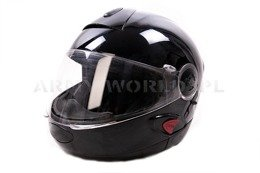Protective Crash Helmet Schuberth BLACK Original Very Good State