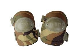 Protective Elbow Pads HATCH Centurion P300 Woodland New