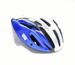 Safety Bicycle Helmet GREPPER AVENTICUM II Blue-Grey Used
