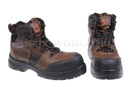 Safety Boots Redback Branded Earth II Brown New