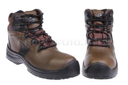Safety Boots Redback Earth Brown-Black New