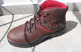 Safety Boots Redback Earth Brown-Red New