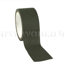 Self-Clinging Tape 5cm x 10m  Mil-tec Oliv New