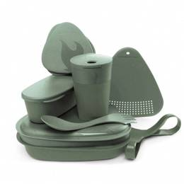 Set Of Containers MealKit Bio Light My Fire Sandygreen New