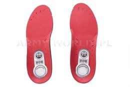 Shoe Insoles MAGNUM Original Red New