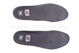 Shoe Insoles UK GEAR Original Grey Used
