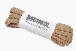 Shoe laces MEINDL Khaki Original New
