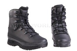 Shoes Haix British Military Cold Wet Weather Solution A Gore-Tex Black New II Quality