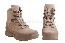 Shoes Haix British Military Combat High Liability Solution A Desert New II Quality