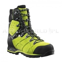 Shoes Haix Protector Ultra Art. No. 603108 Lime Green New