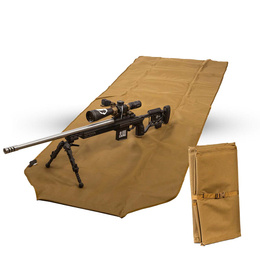 Shooting Mat Eberlestock Padded Magic Carpet Coyote New