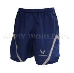 Shorts US Air Force Men's Dark Blue Original New