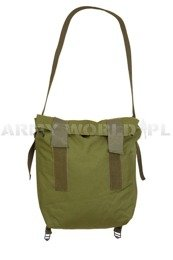Shoulder Bag Respirator Haversack Oliv Danish Army Original New