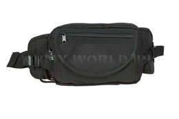 Small Hip Pouch Black Mil-Tec New