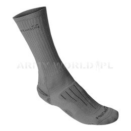Sock Pioneer COOLMAX Pentagon Grey New