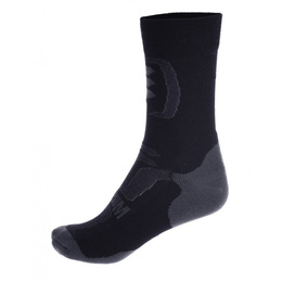 Socks Magnum Elite Black/Grey New