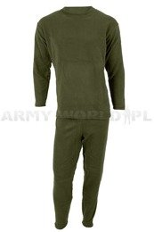 Special polish military winter set drawers + shirt 517/MON and 516 MON Original New- Set of 10