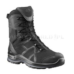Sport Tactical Shoes HAIX ® Black Eagle Athletic 2.0 GTX High Black New III Quality