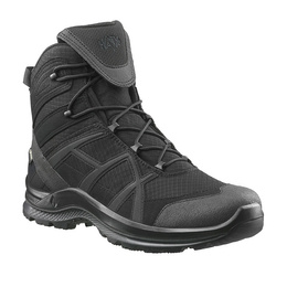 Sport Tactical Shoes HAIX ® Black Eagle Athletic 2.1 GTX Gore-Tex Mid Black Oryginal New