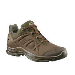 Sport Tactical Shoes HAIX ® Black Eagle Nature GTX Gore-Tex Low Art. No. 340017 Brown New