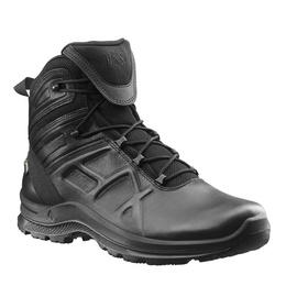 Sport Tactical Shoes HAIX ® Black Eagle Tactical 2.0 GTX Gore-Tex MID Black Oryginal New - III Quality