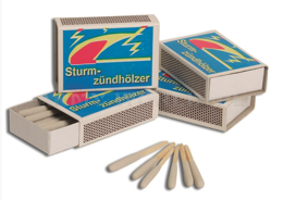 Storm Matches 20 pieces Mil-tec