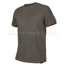 T-Shirt Helikon-Tex Thermoactive Tactical TopCool LITE Olive Green