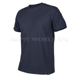T-Shirt Helikon-Tex Thermoactive Tactical TopCool Navy Blue New