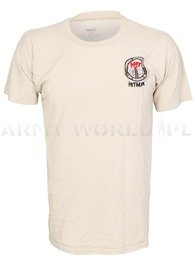 T-shirt Duke With Badge HITMAN Beige Original Used