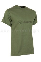 T-shirt Snugpak Logo Olive New