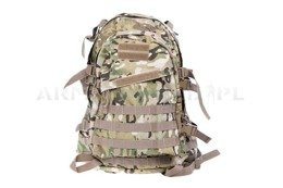 Tactical Army Backpack Cordura 35l Multicam New