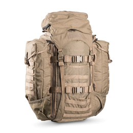 Tactical Backpack Eberlestock Skycrane II Pack 73 Liters Dry Earth New
