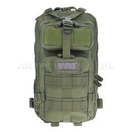 Tactical Backpack Fox Magnum 25 Liters Olive Green New