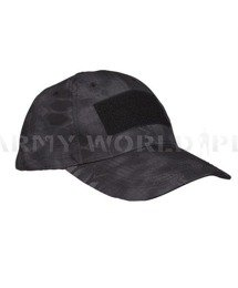 Tactical Baseball Cap MANDRA NIGHT Mil-tec New
