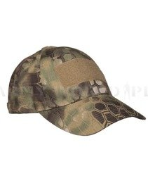 Tactical Baseball Cap MANDRA WOOD Mil-tec New