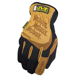 Tactical Gloves Mechanix Wear Fast Fit Leather Yellow/Black New