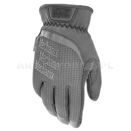 Tactical Gloves Mechanix Wear FastFit Wolf Grey New