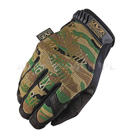 Tactical Gloves Mechanix Wear The Orginal Woodland Camo New